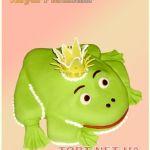 Торт Царевна-лягушка_4