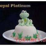 Торт Царевна-лягушка_5