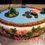 Торт Царевна-лягушка_6