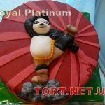 Торт Панда Кунг-фу_1