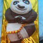 Торт Панда Кунг-фу_2