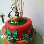 Торт Панда Кунг-фу_5