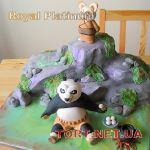 Торт Панда Кунг-фу_6