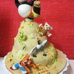 Торт Панда Кунг-фу_8