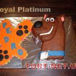 Торт Скуби-Ду (Scooby-Doo)_2