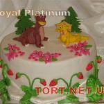 Торт Дракоша_11