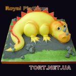 Торт Дракоша_13