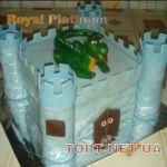 Торт Дракоша_16