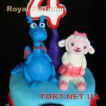 Торт Дракоша_19