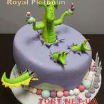 Торт Дракоша_8
