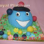 Торт Капитошка_1