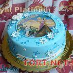 Торт Рапунцель_2