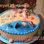 Торт Русалочка_10