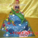 Торт Русалочка_11