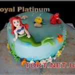 Торт Русалочка_14