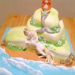 Торт Русалочка_17
