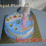 Торт Русалочка_19