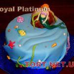 Торт Русалочка_22