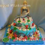 Торт Русалочка_2