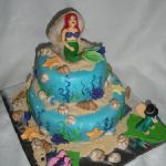 Торт Русалочка_3