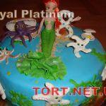 Торт Русалочка_4