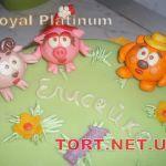 Торт Смешарики_14