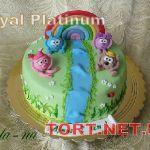 Торт Смешарики_17