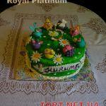 Торт Смешарики_1