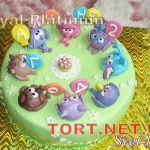 Торт Смешарики_20
