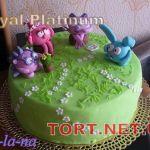 Торт Смешарики_22