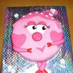 Торт Смешарики_23