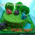 Торт Смешарики_4