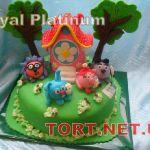 Торт Смешарики_5