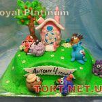 Торт Смешарики_9