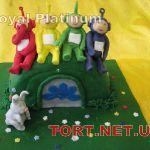 Торт Телепузики_1