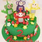 Торт Телепузики_5