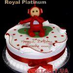 Торт Телепузики_6