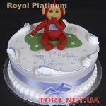 Торт Телепузики_7