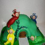 Торт Телепузики_8