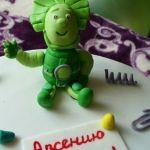 Торт Фиксики_2