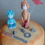 Торт Фиксики_3