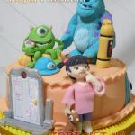 Торт Корпорация монстров_2