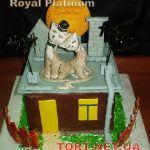 Торт Кошкин дом_3