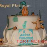 Торт Ледниковый период_2