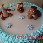 Торт Ледниковый период_5