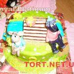 Торт Ну, погоди_3