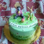 Торт Ну, погоди_4