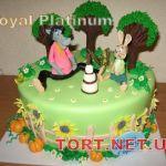 Торт Ну, погоди_6