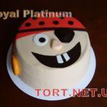 Торт Остров сокровищ_10