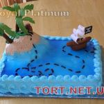 Торт Остров сокровищ_11